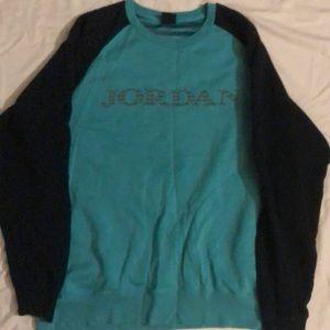 Gently worn Men's Jordan sweater